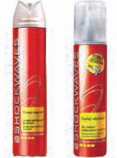 Shockwaves produkty do stylizacji włosów