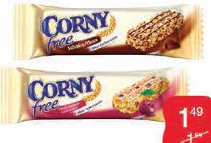 Corny Free batony