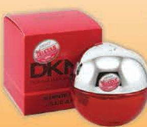 DKNY Red Delicious women