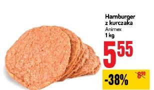Hamburger z kurczaka Animex