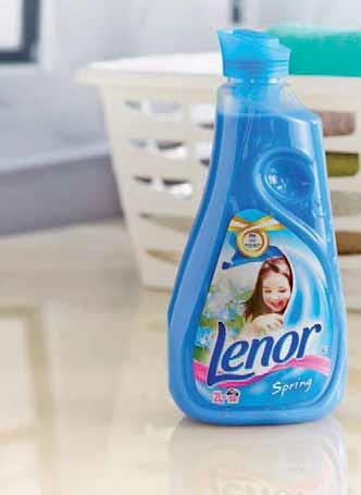 Płyn do płukania tkanin Lenor 2 l