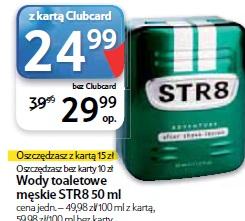 Wody toaletowe męskie STR8 50 ml