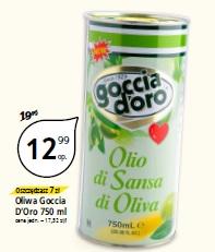 Oliwa Goccia D'Oro 750 ml