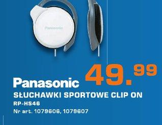 Panasonic Słuchawki  sportowe Clip on