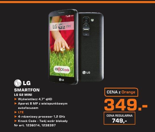 LG Smartfon  LG G2  Mini