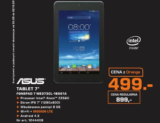 Asus Tablet 7 FonePad 7