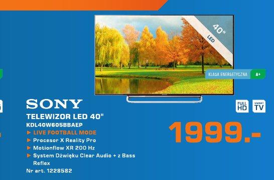 Sony Telewizor  LED 40