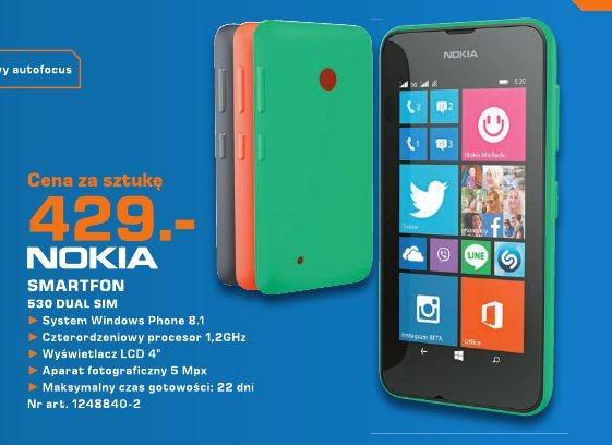 Nokia Smartfon 530 Dual Sim