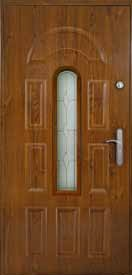 Drzwi zewnętrzne JAMAJKA