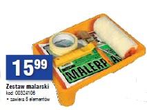 Zestaw malarski