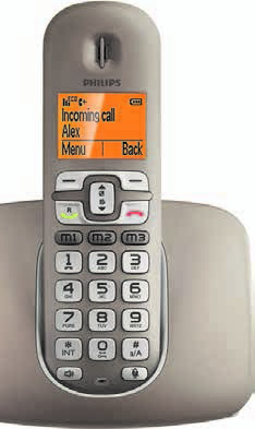 Philips TELEFON DECT XL3901S