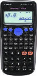 Casio KALKULATOR FX-350ES •Funkcje