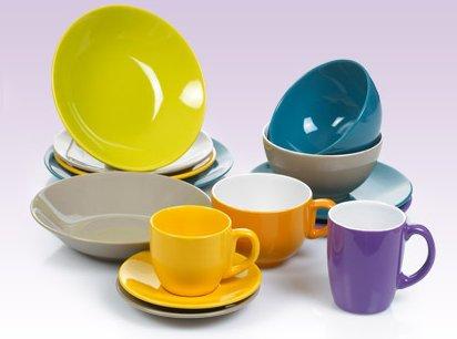 Naczynia ceramiczne na wagę