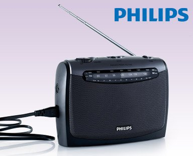 Radio przenośne PHILIPS AE2160