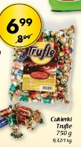 Cukierki Trufle