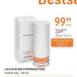 CALVIN KLEIN CONTRADICTION Woman edp.,
