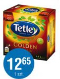 Herbata ekspresowa Tetley Golden/Black 200 g