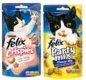 Przekąska dla kota Felix Crispies/Party Purina