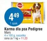 Karma dla psa Pedigree Mars