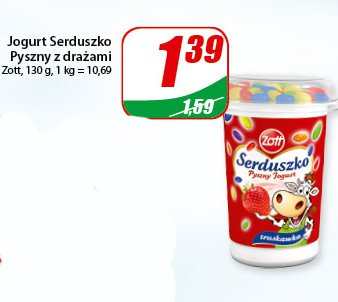 Jogurt Serduszko