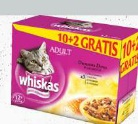 Karma dla kota Whiskas Drobiowe Dania Mars