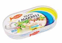 Filety z makreli Graal