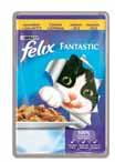 Karma dla kota w saszetkach Felix