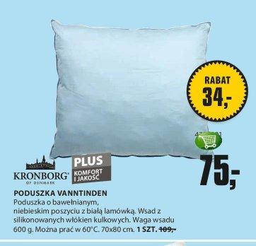 Poduszka Vanntinden