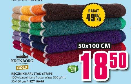 Ręcznik Karlstad Stripe