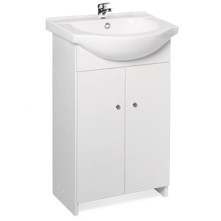 Zestaw Diana: szafka z umywalką