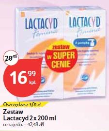 Zestaw Lactacyd 2 x 200 ml