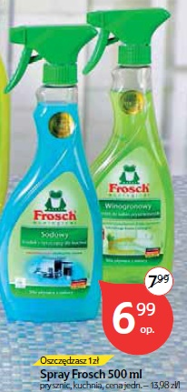 Spray Frosch 500 ml