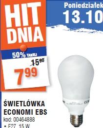 Świetlówka Economi EBS