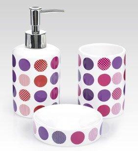 Ceramiczne akcesoria łazienkowe