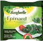 1000 listków szpinaku Bonduelle 750 g