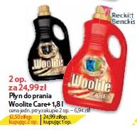 Płyn do prania Woolite Care+ 1,8 l