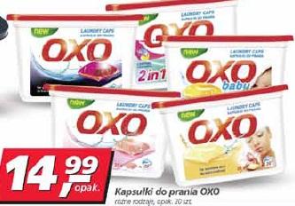 Kapsułki do prania OXO