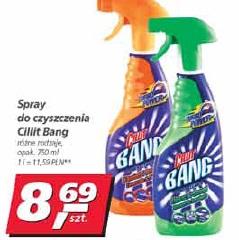 Spray do czyszczenia Cillit Bang