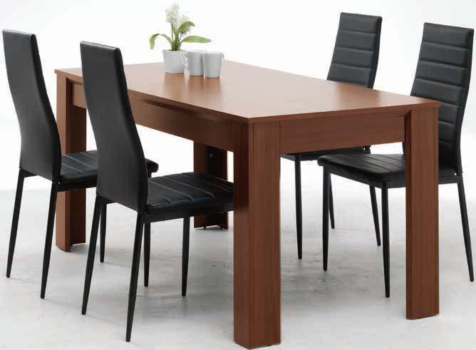 Stół halse lub krzesło Toreby