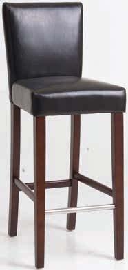 Krzesło barowe Brovst