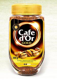 Kawa rozpuszczalna Cafe d'Or Gold, 300 g
