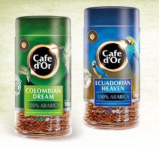 Kawa rozpuszczalna Cafe d'Or, 100 g