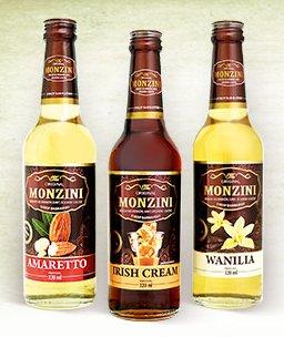 Syrop barmański Monzini, 320 ml
