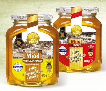 Miód nektarowy Złota Pasieka