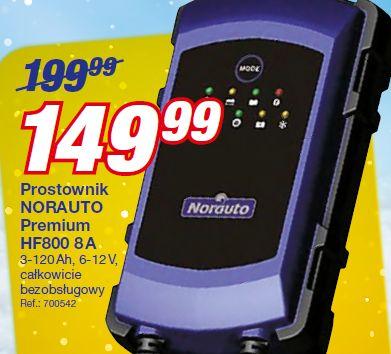 Prostownik NORAUTO Premium HF800 8 A