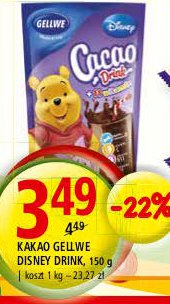 Kakao Gellwe Disney Drink
