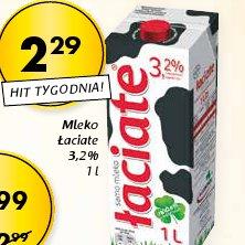Mleko Łaciate 3,2%