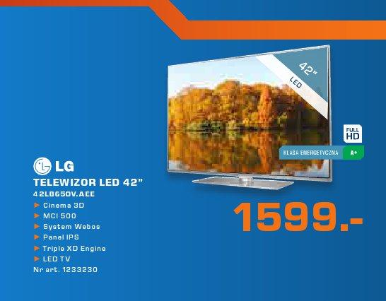 "LG TELEWIZOR LED 42"" 42LB650V.AEE"