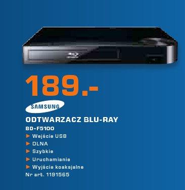 Samsung ODTWARZACZ BLU-RAY BD-F5100
