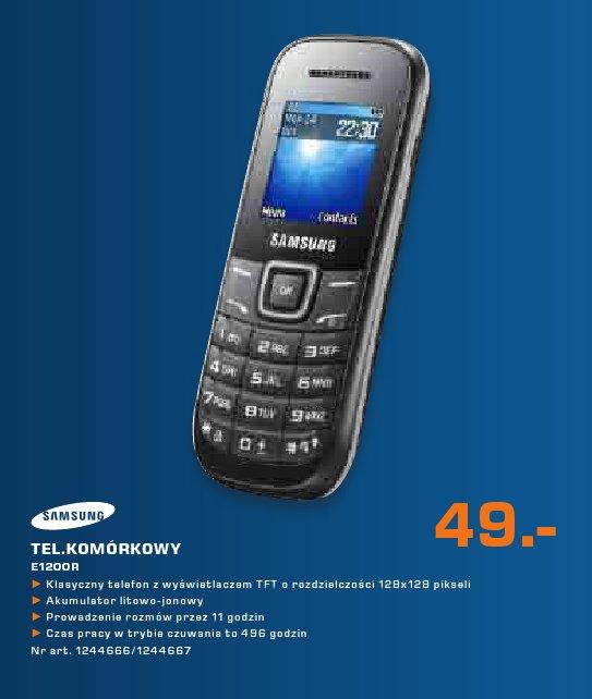 Sasmung Tel .Komórkowy E1200R